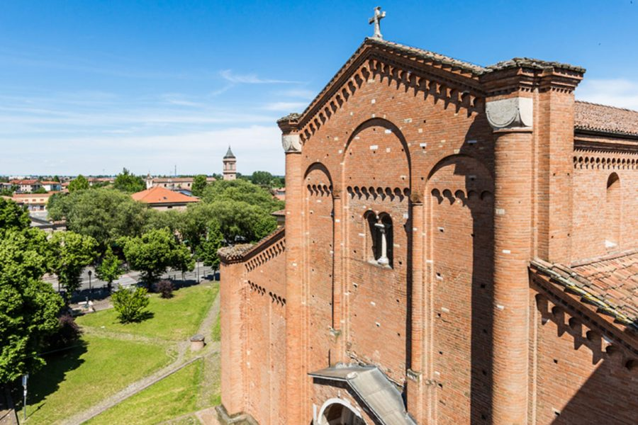 Visit to the Abbey in Nonantola – Modena