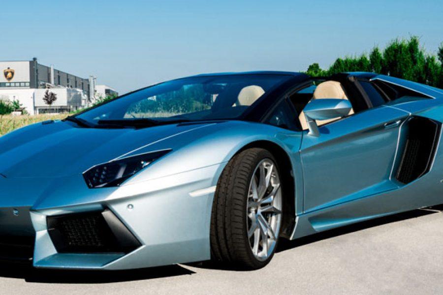 Test Drive Lamborghini e noleggio Lamborghini Supercar