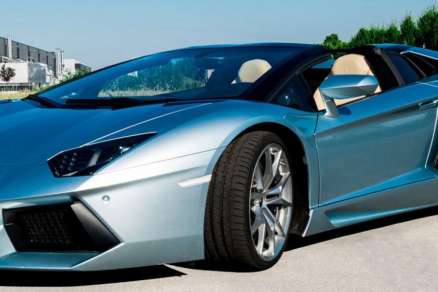 Lamborghini Test Drive or rent a Lamborghini