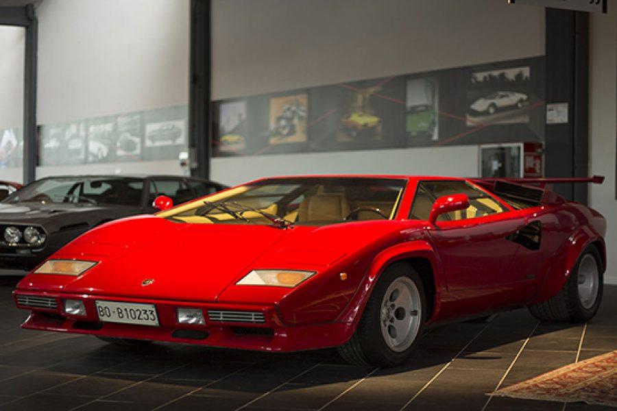 Visita guidata Museo Ferruccio Lamborghini