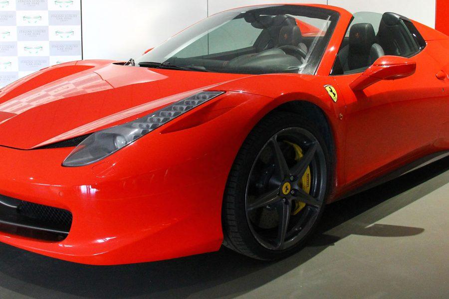 Тест-драйв Ferrari – Маранелло – Модене