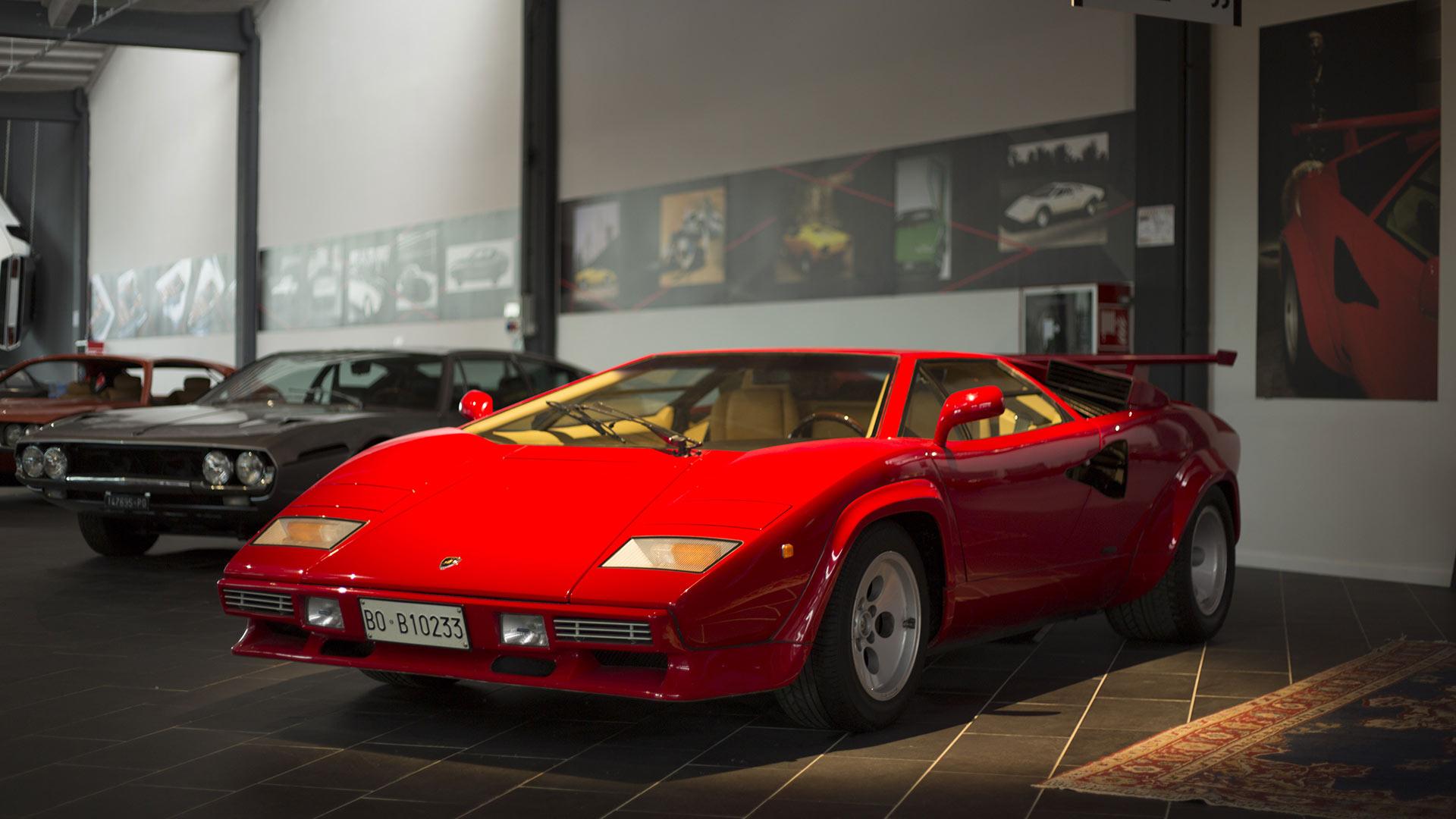 Visit To Ferruccio Lamborghini In Bologna Motor Valley