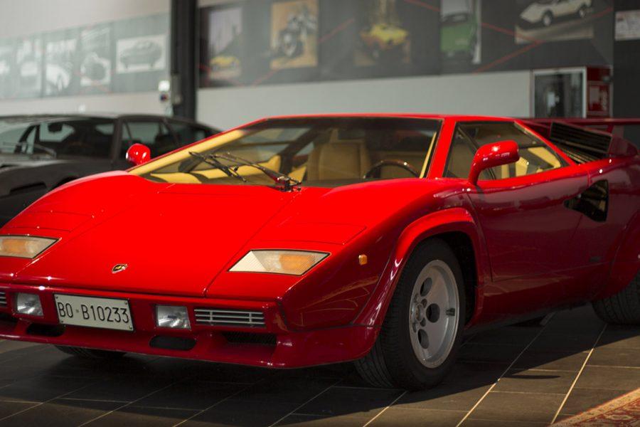 Visit to Ferruccio Lamborghini Museum – Bologna