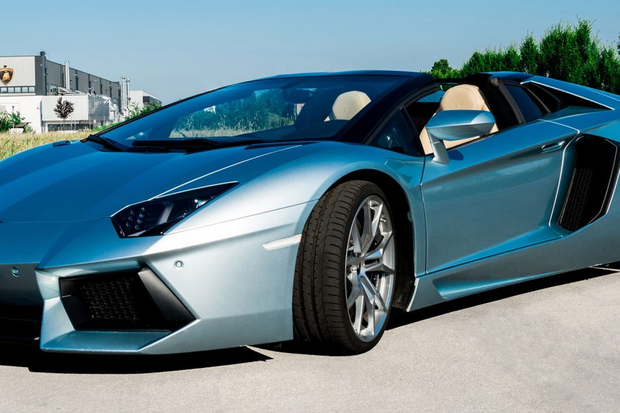 Тест-драйв Lamborghini в Сант'Агата-Болоньезе