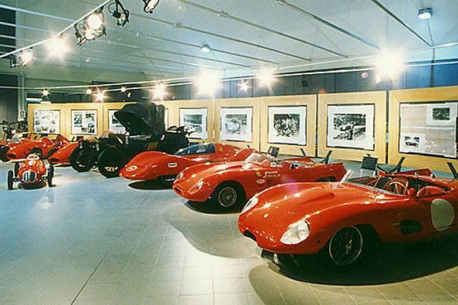 Visita guidata Museo Stanguellini