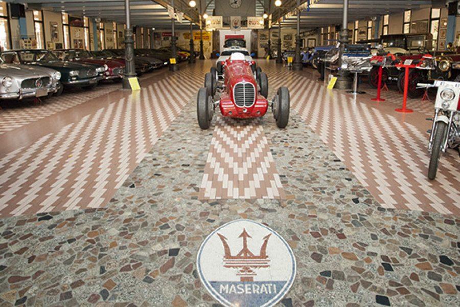 Visit to Maserati – Panini Museum in Modena