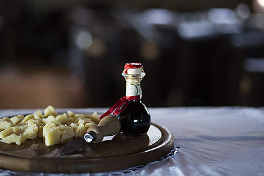 Balsamic Vinegar Tour – Modena