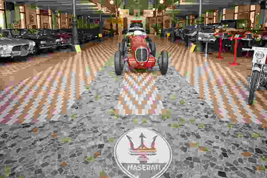 Тур на Музей Maserati – Panini в Модене