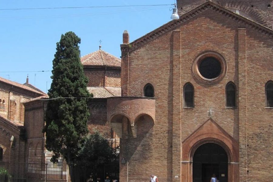 Visit to Basilica St. Stefano in Bologna