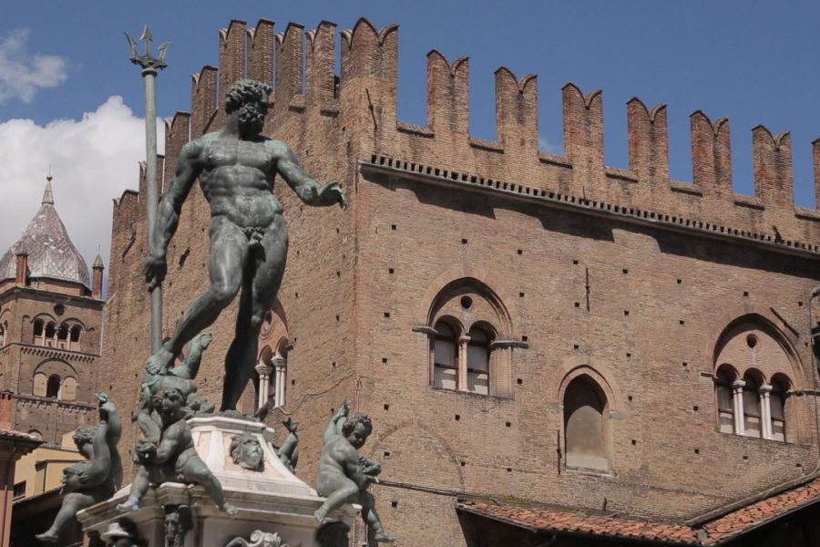 Visit to Bologna – in the heart of the centre