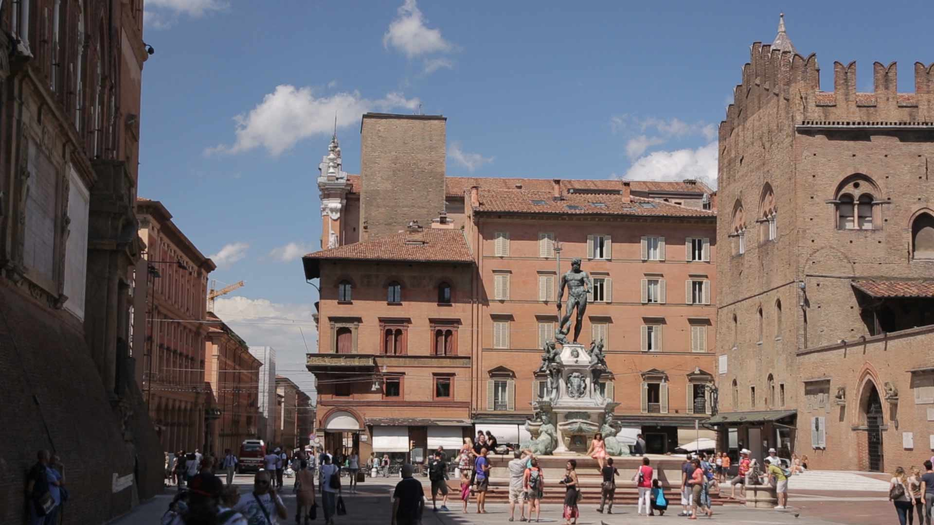 GUIDED VISIT TO BOLOGNA - CAVALLOTI TRAVEL