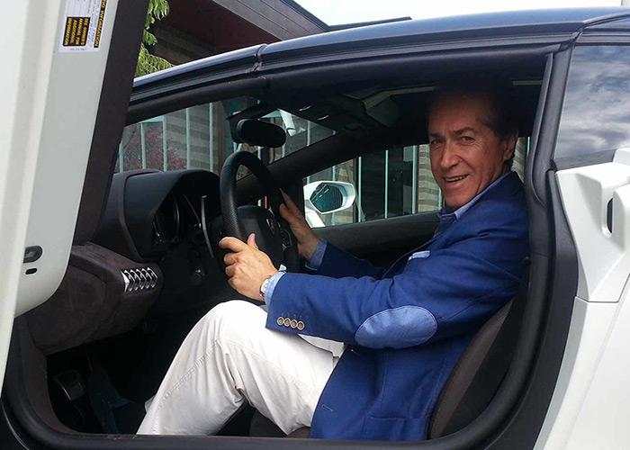 Fabio Lamborghini - Cavallotti Travel